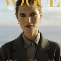 Malgosia Bela Throughout the Years in Vogue