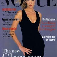 Tatjana Patitz Throughout the Years in Vogue