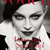 Madonna Throughout the Years in Vogue