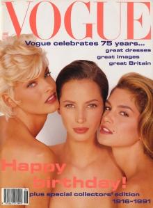 Vogue UK June 1991
