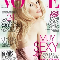 Claudia Schiffer Throughout the Years in Vogue