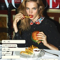 Natalia Vodianova Throughout the Years in Vogue