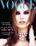 Meghan Douglas by Steven Meisel Vogue Italia June 1992