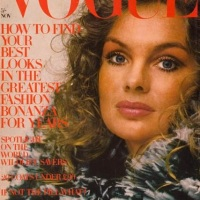 Jean Shrimpton Throughout the Years in Vogue