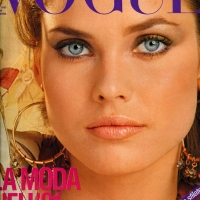 Carol Alt Throughout the Years in Vogue